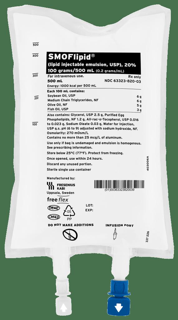 SMOFlipid® Bag