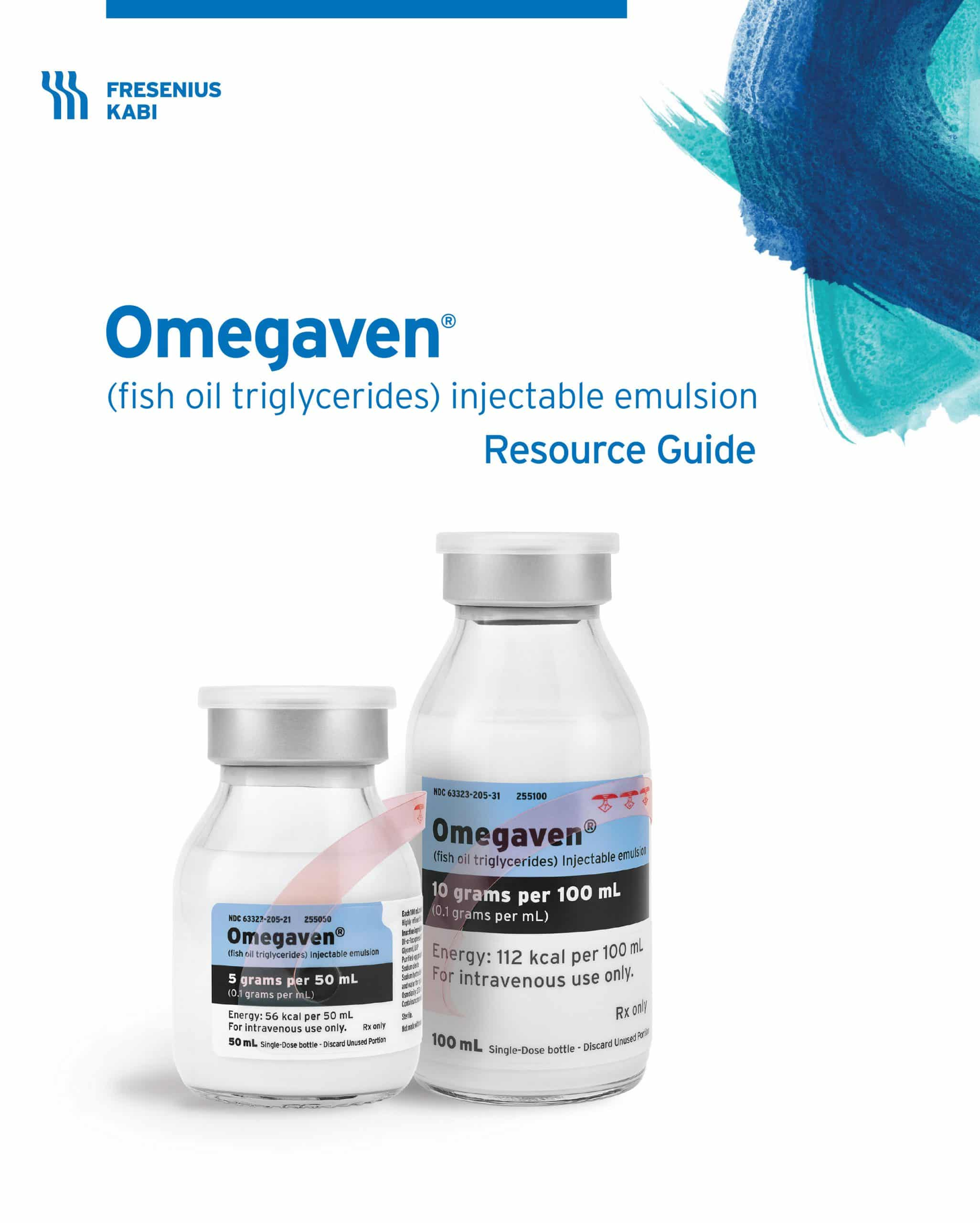 Cover: Omegaven Resource Guide
