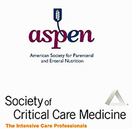 logos: Aspen and Society of Critical Care Medicine