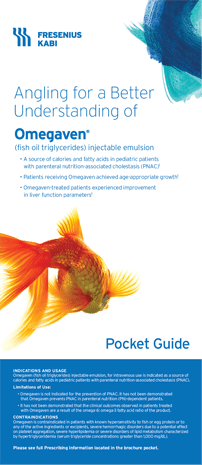 Omegaven Pocket Guide